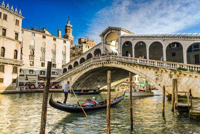 Venice Break, Flights & Breakfast