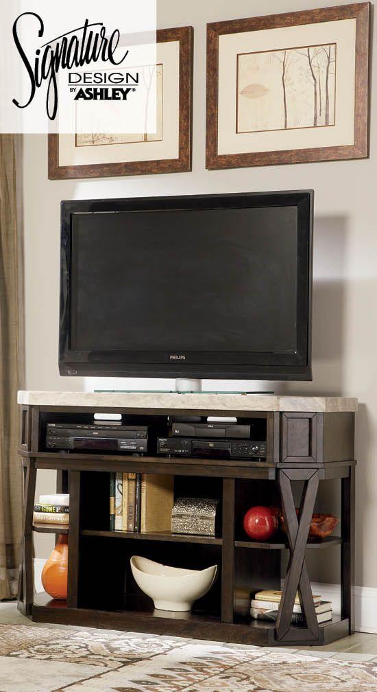 Radilyn TV Stand   Ashley Furniture