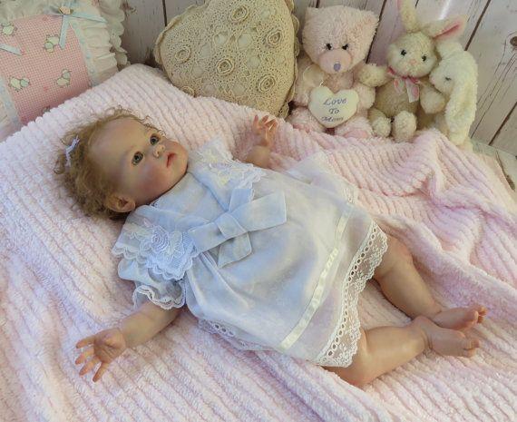 Abito vintage per il bambino o una bambola di CynandmarCreations