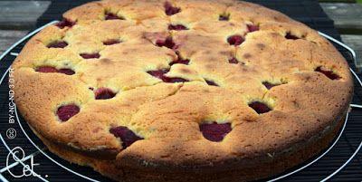 Cet. Tout un Art !: Brownie chocolat blanc pécan framboises...