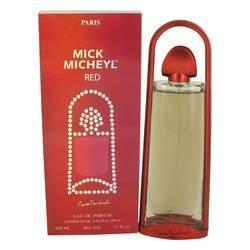 Mick Micheyl Red Eau De Parfum Spray (Damaged Box) By Mick Micheyl