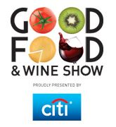 Entry Ticket Inclusions - Good Food and Wine Show
