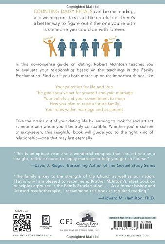 Choosing Your Eternal Companion: Decoding the Dating Game Using the Family Proclaimation