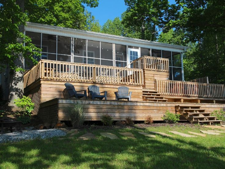 Cabin vacation rental in brookport il usa from