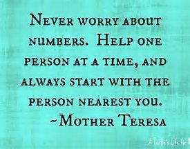 Mother Teresa Quotes Mother teresa quote