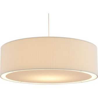 $199 Oversized Equator pendant lamp - left this behind when we moved...loved it!