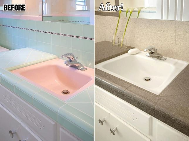 Miracle Method Surface Refinishing Google Search Kitchen And Bath Pinterest Tub