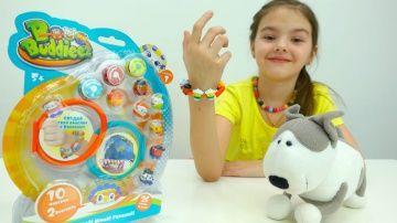 Новинка! БИ-БАДДИЗ что это? Детские игрушки #Bbuddieez  Украшения и игрушки для девочек и мальчиков. http://video-kid.com/20736-novinka-bi-baddiz-chto-eto-detskie-igrushki-bbuddieez-ukrashenija-i-igrushki-dlja-devochek-i-m.html  Новое видео про игрушки для девочек, смотри что такое #БиБаддиз!? Детские игрушки шармики - это классно! Шарики монстрики нравятся девчонкам и мальчишкам. Алиса и Аня распаковывают БиБаддиз, и делают украшения для девочек, а еще смотри какие сюрпризы у бибадис…