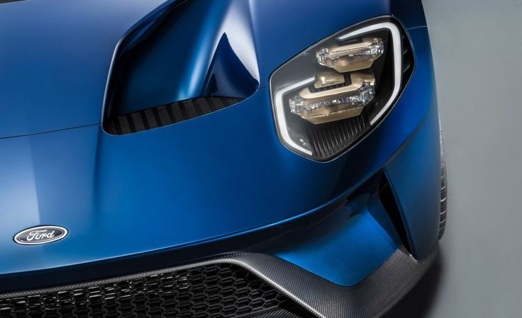 View  Ford Gt Production Limited To  Per Year With Allocation Not Yet Decided