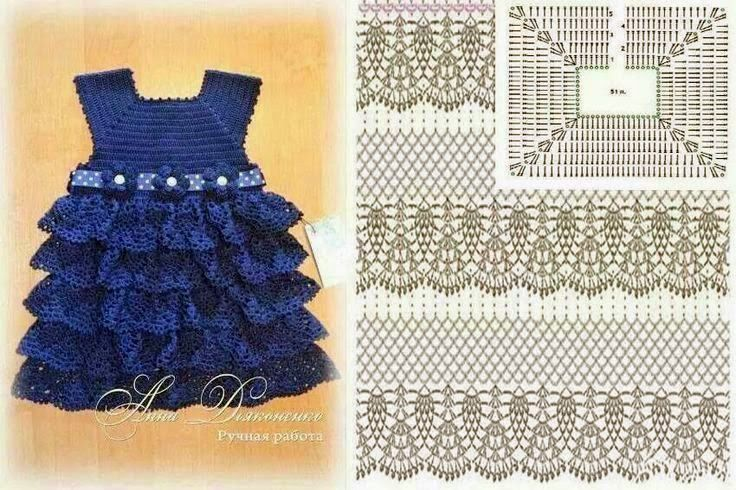 Two Little dresses cute for Girls! - Design Patterns Online