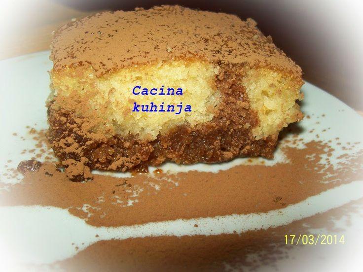 Cacina kuhinja: Posna ravanija
