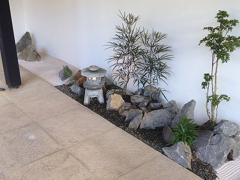 17 best images about proyectos deco zen design on - Faroles para jardin ...