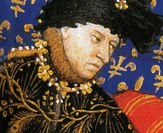O Rei Charles VI também era conhecido como Charles, o Louco. Ele reinou na França de 1380 a 1422. Doze anos após tomar o trono, os  transtornos mentais começaram a aparecer. Certa vez, ele ficou tão mal que não conseguia se lembrar do próprio nome! Em outros episódios, ele se esqueceu que tinha mulher e filhos. Em 1405, Charles se recusou a tomar banho por cinco meses e ficou todo o período sem trocar as roupas. O rei também acreditava que era feito de vidro,