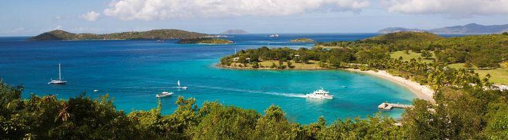 Virgin Island Resorts | Caneel Bay St. John | United States Virgin Islands Where we spent our honeymoon!