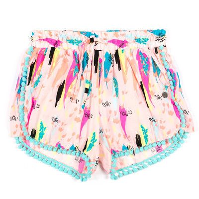 Eve's Sister girls Feather shorts