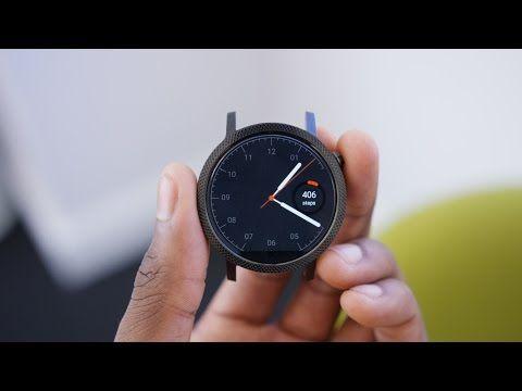 Moto 360 V2 Review! - YouTube