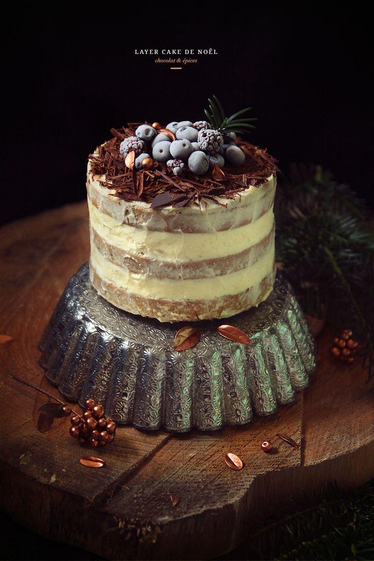Christmas Layer cake