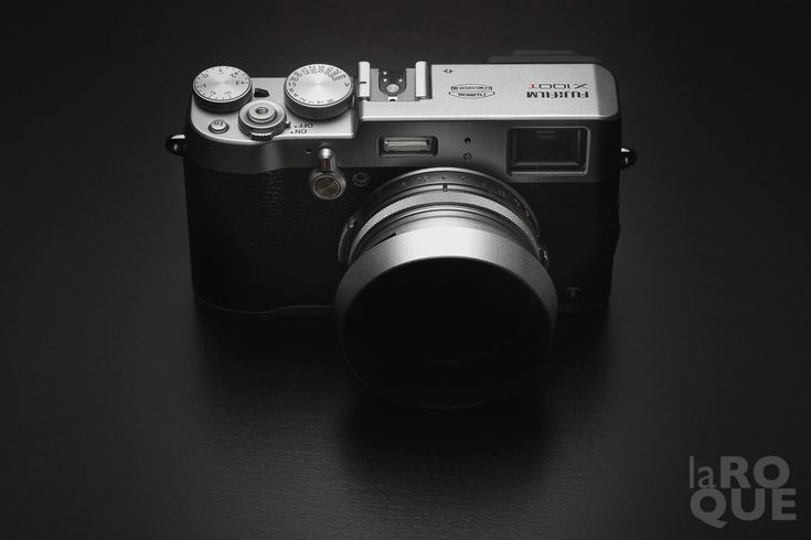 The X100T: a review in five pieces
