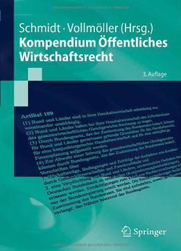 Kompendium Öffentliches Wirtschaftsrecht PDF