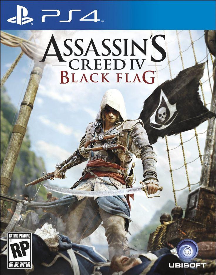 Assassin's Creed IV Black Flag: playstation 4: Video Games on PlayStation 4 #PS4 #Gaming