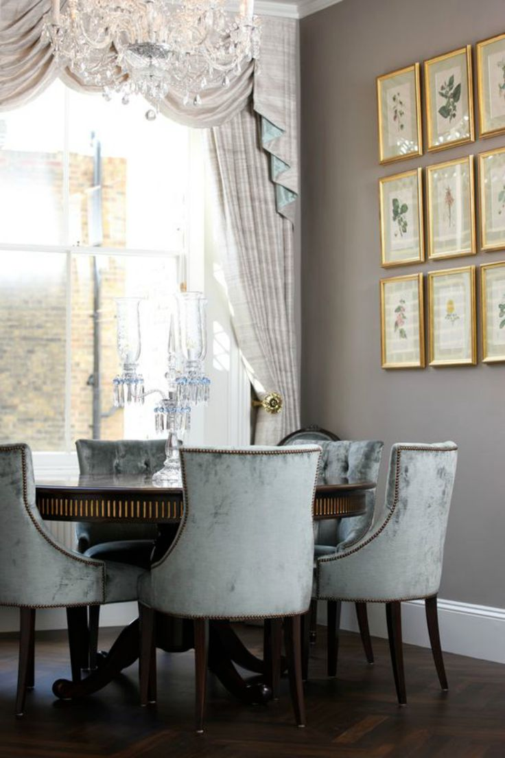 7 Sensational Capitonné Chairs For Your Dining Room