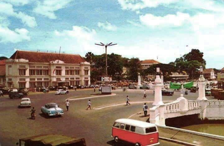 Kawasan Harmoni, Jakarta 1970