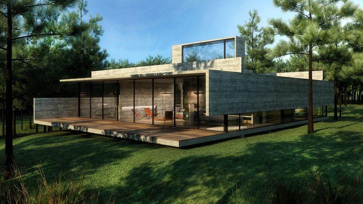 L4 House | Luciano Kruk