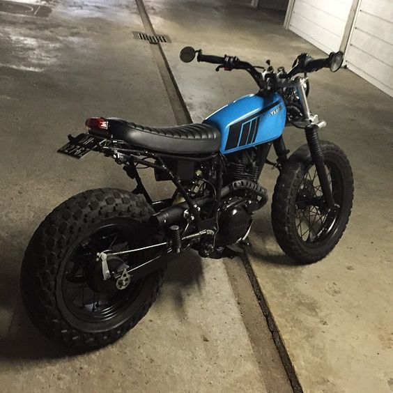 "Dinamax on Instagram: ""That seems …"" Moto azul MOTORCYCLES: # Motorcycles … – Honda – #on #azul #Dinamax #Honda"