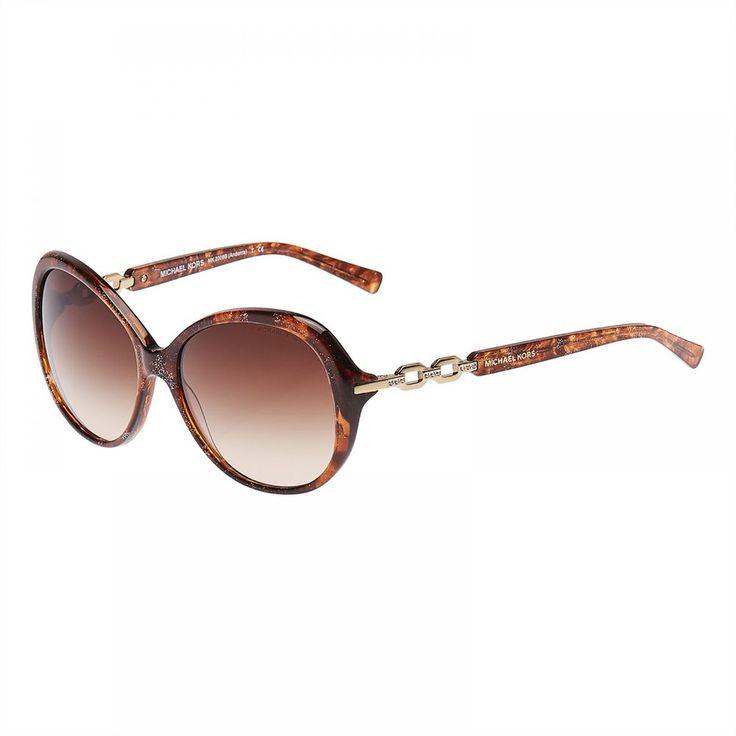 اشتري Michael Kors Oval Women's Sunglasses - MK2008BF-404113 -58-16-135 mm - نظارات | السعودية | سوق