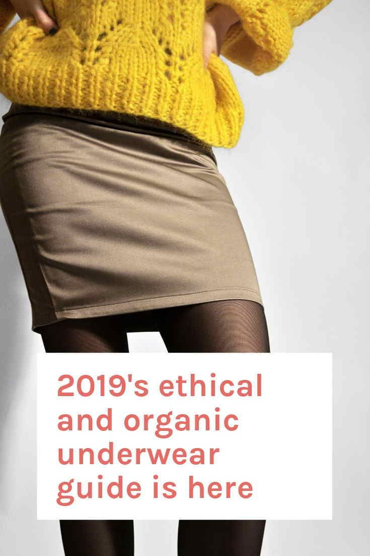 8945939e0b Pants, boxers, tights, socks, bras and more - these are the ethical,  organic and sustainable underwear brands we swear by!