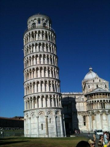 Pisa  Fotografía: Aline Viana
