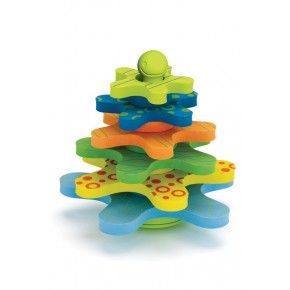 Skip Hop - Starfish Stay-Put Stacker