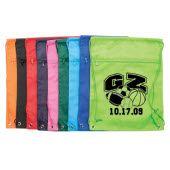 Great Bar Mitzvah Party Favors - Drawstring Bags
