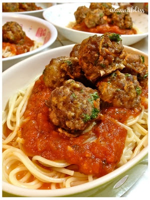 7 best recipes main course western images on pinterest meatball pasta can so easily whipped up at home comfort food for a busy day forumfinder Images