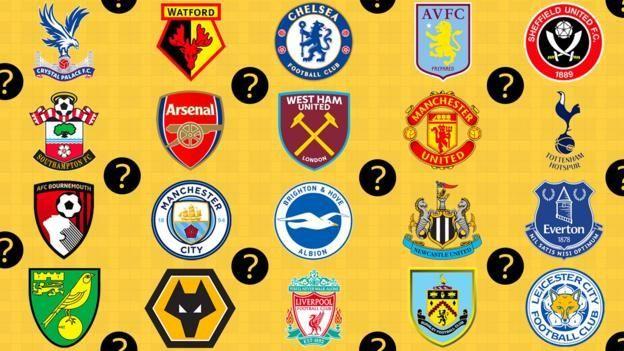 Bbc Football Premier League Teams Quiz Are You The Ultimate Football Fan Premier League Teams Premier League Liverpool Football Club Players