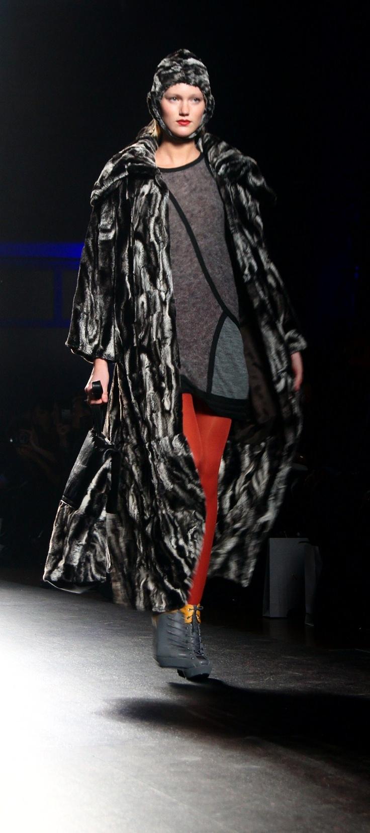 Messcalino en la 080 Fashion Barcelona para el 8º núm de LittleBit Magazine