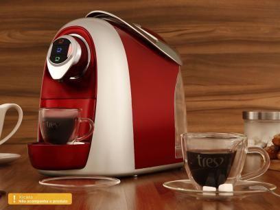 Cafeteira Expresso Multibebidas - Tres Modo com as melhores condições você encontra no Magazine Ciabella. Confira!