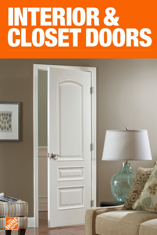 The Home Depot Has Everything You Need For Your Home Improvement Projects Click To Learn More And Shop Avai Interior Closet Doors Prehung Doors Doors Interior