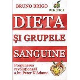 Dieta si grupele sanguine Propunerea revolutionara a lui Peter D'Adamo