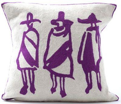 <3 this Sombreros pillow - virginia johnson