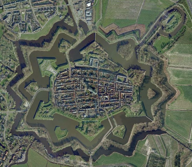 Naarden, The Netherlands. Still the same.
