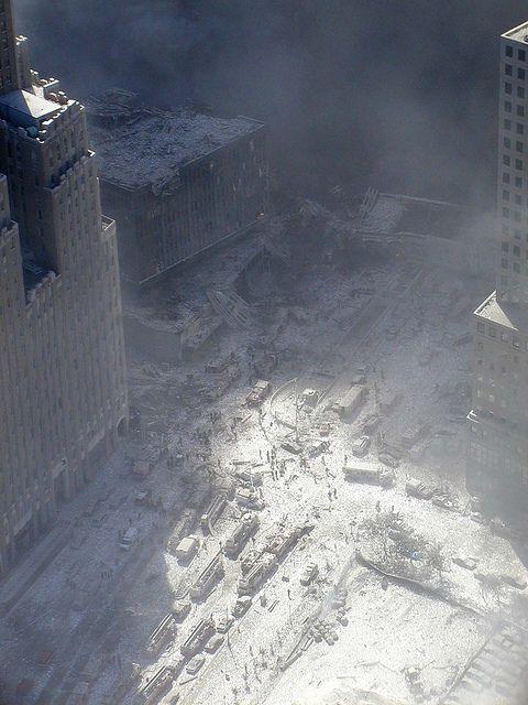 9/11 WTC Photo by 9/11 photos, via Flickr