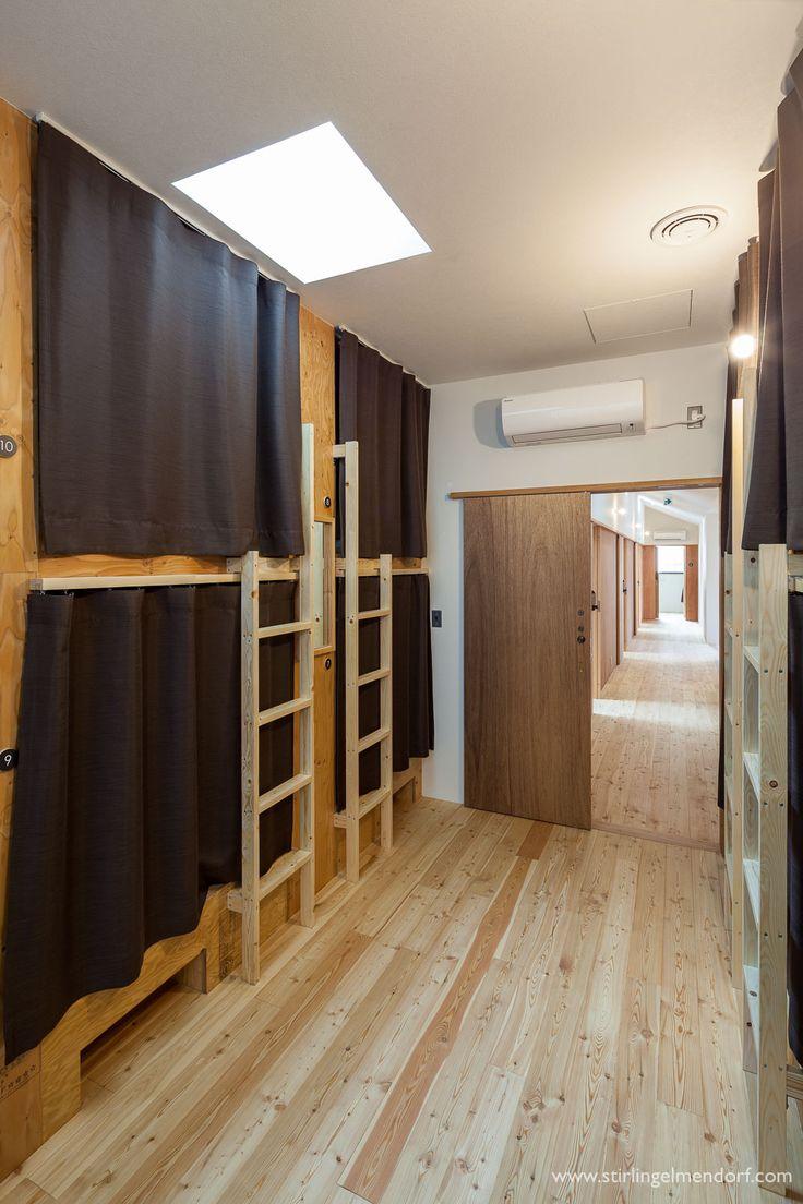 hostel-mitsuwa- Osaka budget accommodations