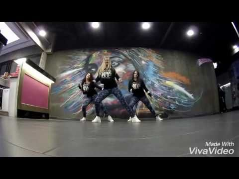 Charly Black Whine and Kotch Bursa Zumba - YouTube