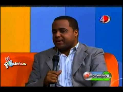 Hombre reclama pago de prestaciones a presentadora Melissa Guzmán #Video - Cachicha.com