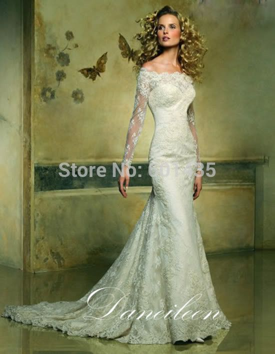 Find More Wedding Dresses Information About Free Shippinng DELS0001 Latest New Photo White Married Dress Off