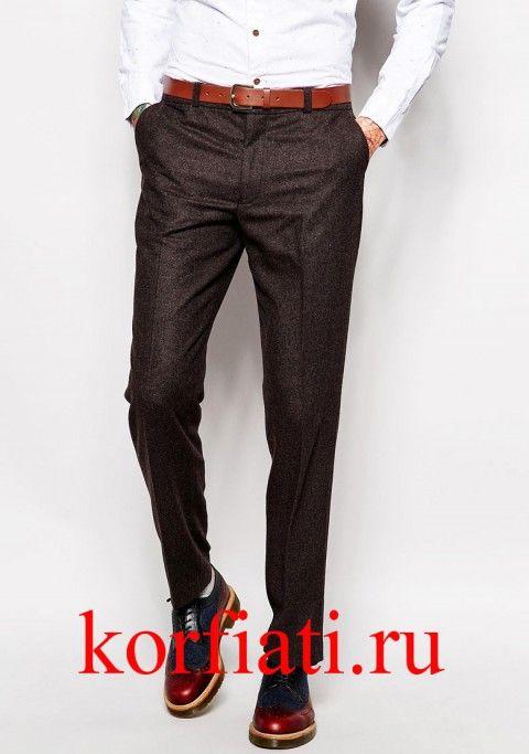 Как сшить боковые карманы на мужские брюки – мастер-класс