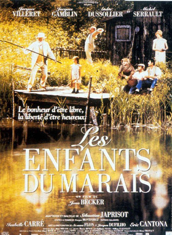 Les enfants du marais est un film de Jean Becker avec Jacques Villeret, Jacques Gamblin. Que du positif !