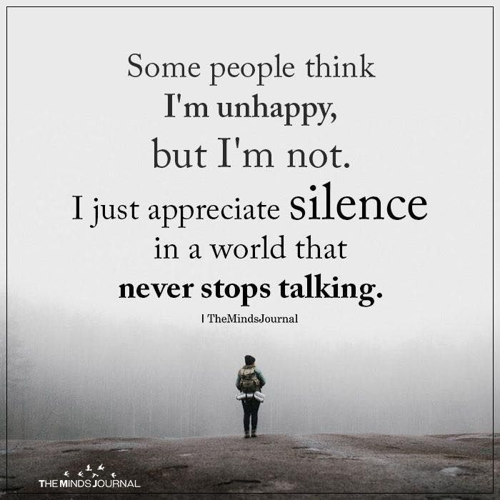 Inspirational Positive Quotes Some People Think Im Unhappy But Im Not Positive Quotes Words Quotes Life Quotes