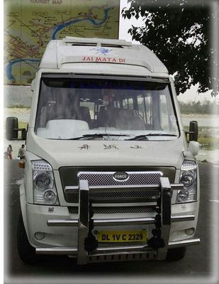 Luxury tempo traveller is the best choice for long and comfortably journey for group trip. Travelling can be quite easy if you make the right decision of hiring the best option. If you are planning to travel with your group of 9 people then to enjoy the moment altogether you can hire 9 seater tempo traveller. No matter how big you group is we at Prachi Holidays can assist you and make your travelling memorable for life long.   Prachi Holidays Provide 15 Seater Tempo Traveller Hire Services…
